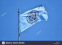 Coors Light Flag The Bronx New York Usa 29th May 2016 Flag Of Nycfc May 29