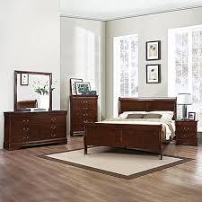 Bed Bath And Beyond Nightstand Verona Home Prescott Queen 5 Piece Bedroom Set Bed Bath U0026 Beyond