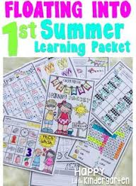 the ultimate kindergarten summer review packet this packet has
