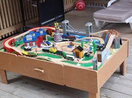 imaginarium express mountain rock train table imaginarium train set with table amazon com kidkraft personalized