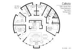 Monolithic Dome Homes Floor Plans Love This Design Floor Plan Interior Design Pinterest