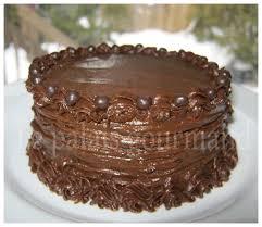 le palais gourmand glaçage au chocolat