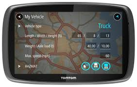 Tomtom Map Updates Tomtom Launching Trucker Friendly Gps Overdrive Owner