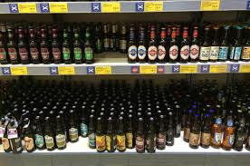 scottsman guide supermarket craft beer and real ale guide aldi scotsman food