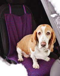 siege pour comment fabriquer une housse de siège de voiture pour chien