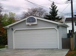 roof kinga garage basketball hoop backboard combo for the home find this pin and more garages
