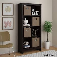 Pottery Barn Storage Bins Brilliant Bookcase With Cubbies Morgan 9 Cub Bookcase Pottery Barn