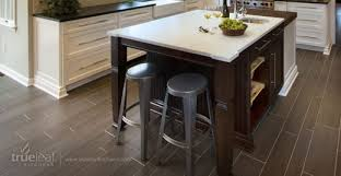 Kitchen Floor Design Ideas Tiles Trueleaf Kitchens Trueleaf Kitchens Kitchen Flooring For New
