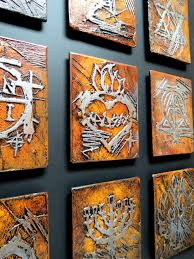 wall art design ideas cruciform dramatic contemporary christian