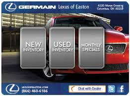 germain lexus easton service germain lexus of easton service 28 images germain lexus of