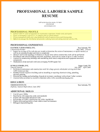 profile exles for resumes resume profile how to write a professional profile resume genius 2