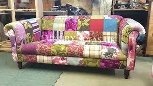 Patchwork Chesterfield - chesterfield sofa patchwork ireland maxilifeme brand new custom