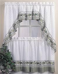 curtains walmart kitchen curtains amazing cottage curtains