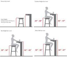 what height bar stool for 36 counter chair height to table height and width guide how to choose chairs