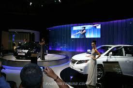 lexus van malaysia lexus ls 600h l rx 450h and is250 showcased at klims 2010