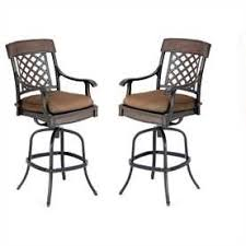 Garden Treasures Patio Heater Cover Garden Treasures Set Of 2 Herrington Aluminum Patio Dining Chairs