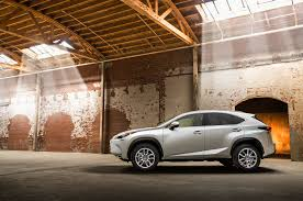 2015 lexus nx 200t and nx 300h details revealed automobile magazine