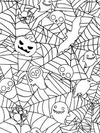 334 lineart hallowemonsters images coloring
