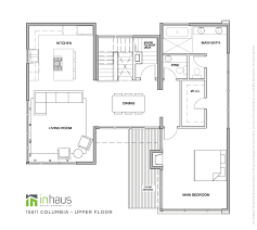 leed home plans second floor plan green home discovery phase
