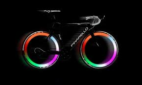 multicolor led bike wheel lights groupon