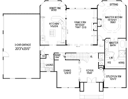 architectural plans exquisite georgian house plan 13455by architectural designs