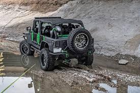 glitter jeep celebrity jeeps u0027 weekend warrior tis wheels