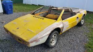 Wheels Lotus Esprit S1 buick v8 chop top project 1977 lotus esprit s1 bring a trailer