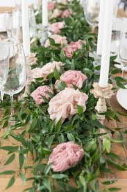 Flower Table Green Wedding The Details Weddingstar Blog