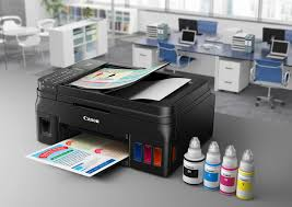 canon pixma g4000 ink efficient printer