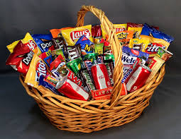 snack basket mega snack explosion gratitude goodies