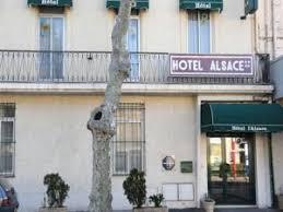 hotel alsace avec dans la chambre hôtel l alsace 2 étoiles avec chambres familiales à narbonne