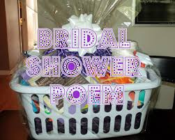 baby shower gift basket poem gingerbabymama practical bridal shower gift gift ideas