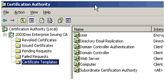 how to troubleshoot certificate enrollment in the mmc certificate