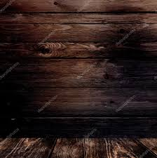 dark brown rustic wooden wall and floor background brutal rustic