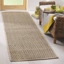 rug runners 2 x 6 seagrass runner rugs for less overstock