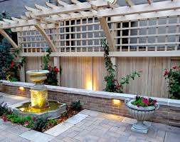 Privacy Screens For Patio by Pergola Awesome Diy Garden Trellis Projects Awesome Trellis