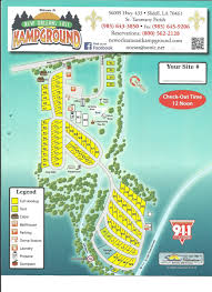New Orleans La Map by New Orleans East Campground 3 Photos Slidell La Roverpass