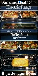 samsung cuisine my obsession the samsung dual door electric range
