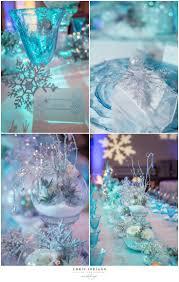 Winter Wonderland Centerpieces Winter Wonderland Theme Prom Themes