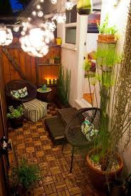 Apartment Backyard Ideas Erica S Air Small Cool Contest Apartment Therapy Great