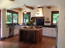 Small Butcher Block Kitchen Island Outstanding Small Rustic Kitchen Islands From Reclaimed Wood And