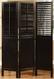 black room divider black 4 panel acrylic mixed solid wood room screen divider
