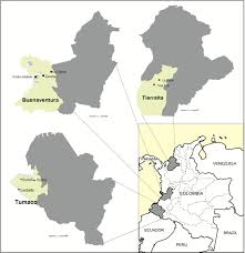 Colombia On World Map by Knowledge Attitudes And Practices Of Malaria In Colombia