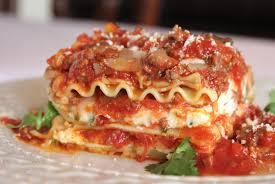 cuisine lasagne epicurus com recipes baked lasagne