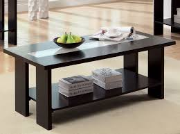 coffee table stylish tempered glass coffee table designs