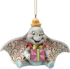 enesco disney traditions by jim shore dumbo hanging ornament