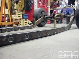 nissan frontier junkyard parts chevy luv junkyard jewel frame mini truckin u0027 magazine