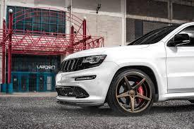 bronze jeep velgen wheels photo shoot w 22