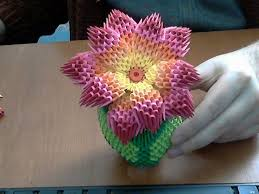 Origami Modular Flower - best 25 origami flowers tutorial ideas only on pinterest paper