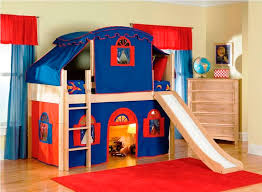 Bunk Beds Designs For Kids Rooms by Kids Bedroom Bedroom Color Trends With Natural Wood And Grey Wall